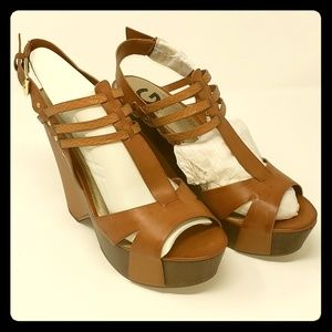 Guess sandals Size 9.5